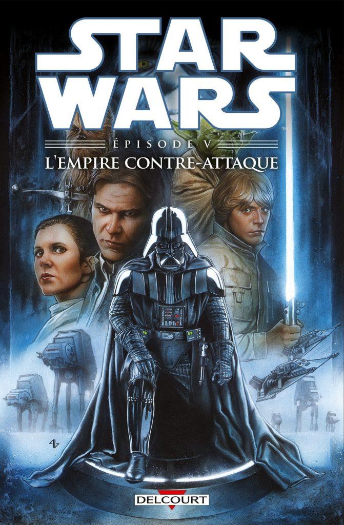 star wars l'empire contre attaque